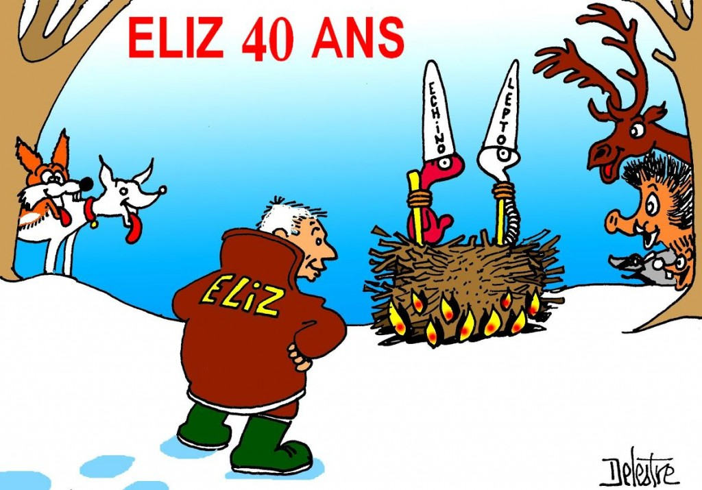 DELESTRE 40ans ELIZ